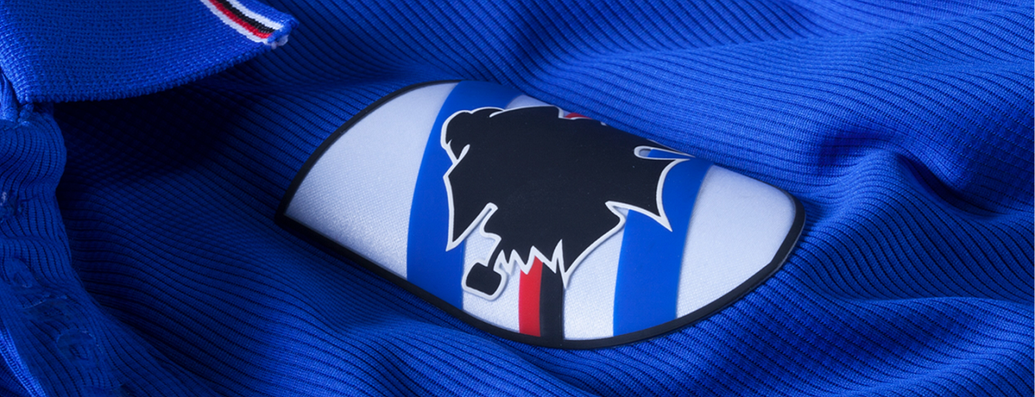 Sampdoria Home Jersey