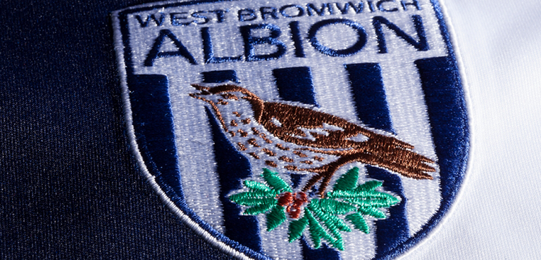 Official West Brom Jersey World Soccer Shop