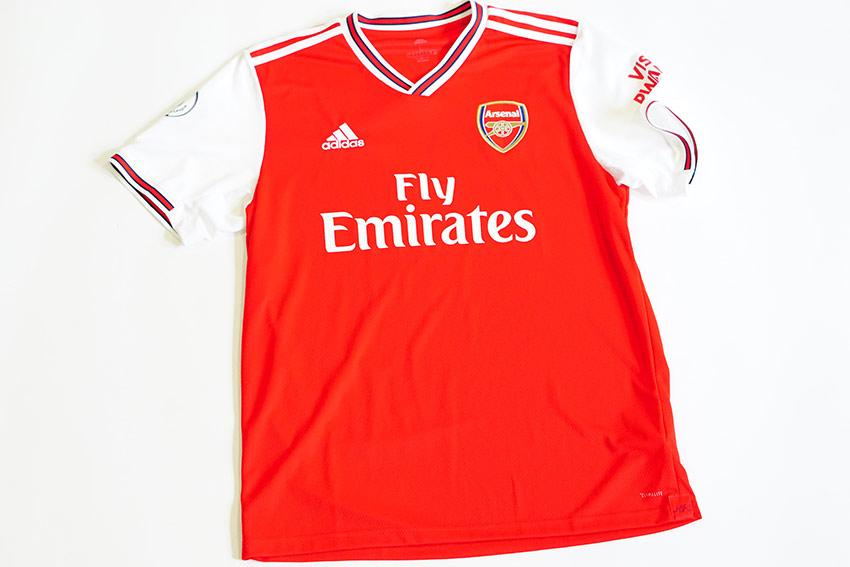 a legitimate arsenal jersey