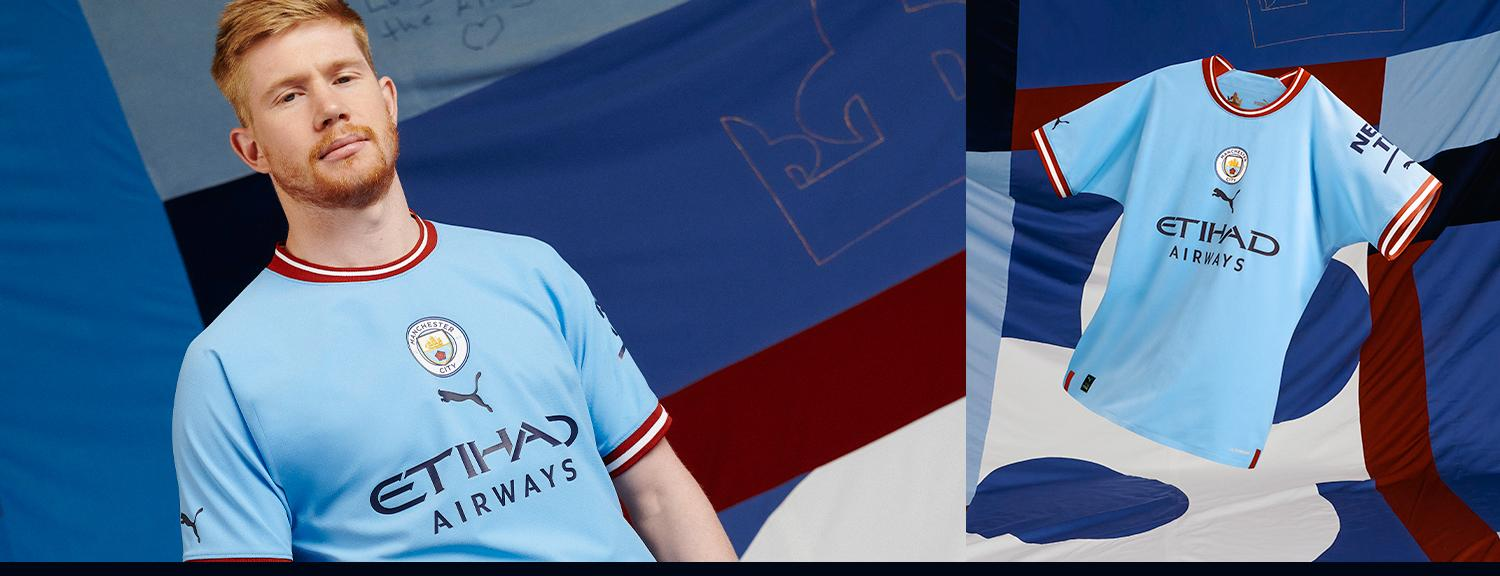 Shop Manchester City 20/21 Soccer Jersey