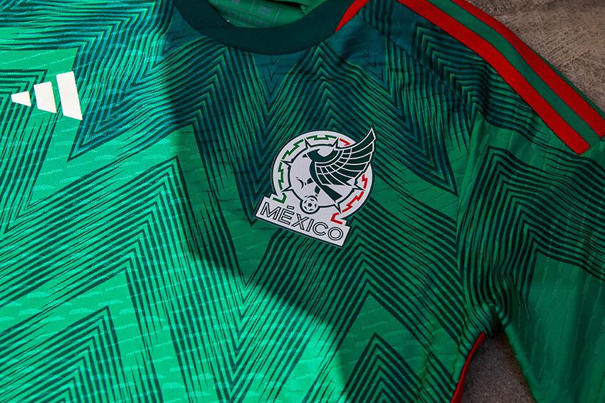 The Mexico 20/21 Away Jersey by adidas