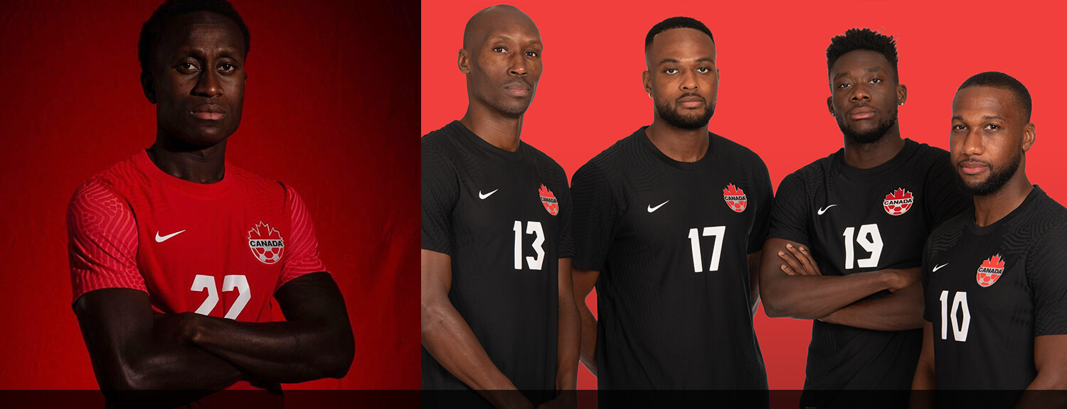 Canada Home Jersey