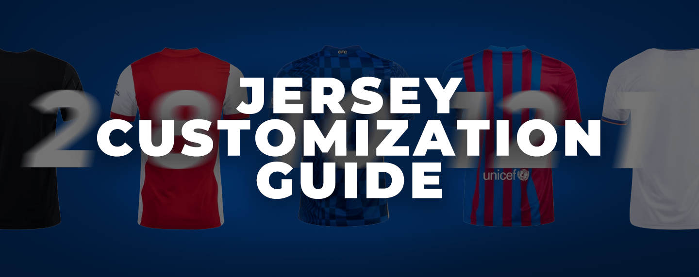 A Full Guide to Jersey and Cleat Customization with WSS