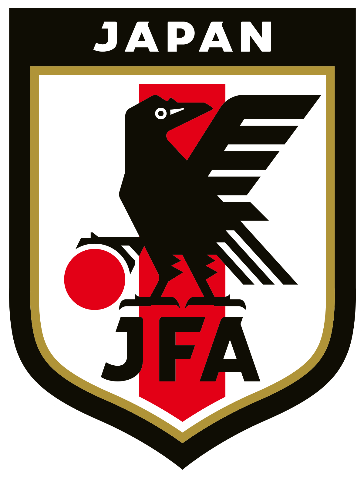 Japan National Team Crest