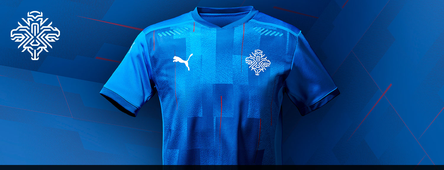 Iceland Away Jersey