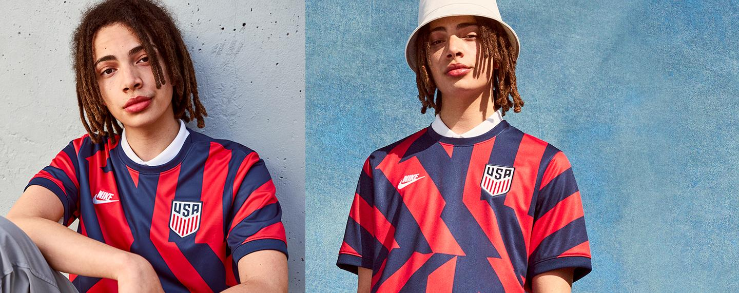 WorldSoccerShop examines every detail of the latest USMNT/USWNT Soccer Jerseys.