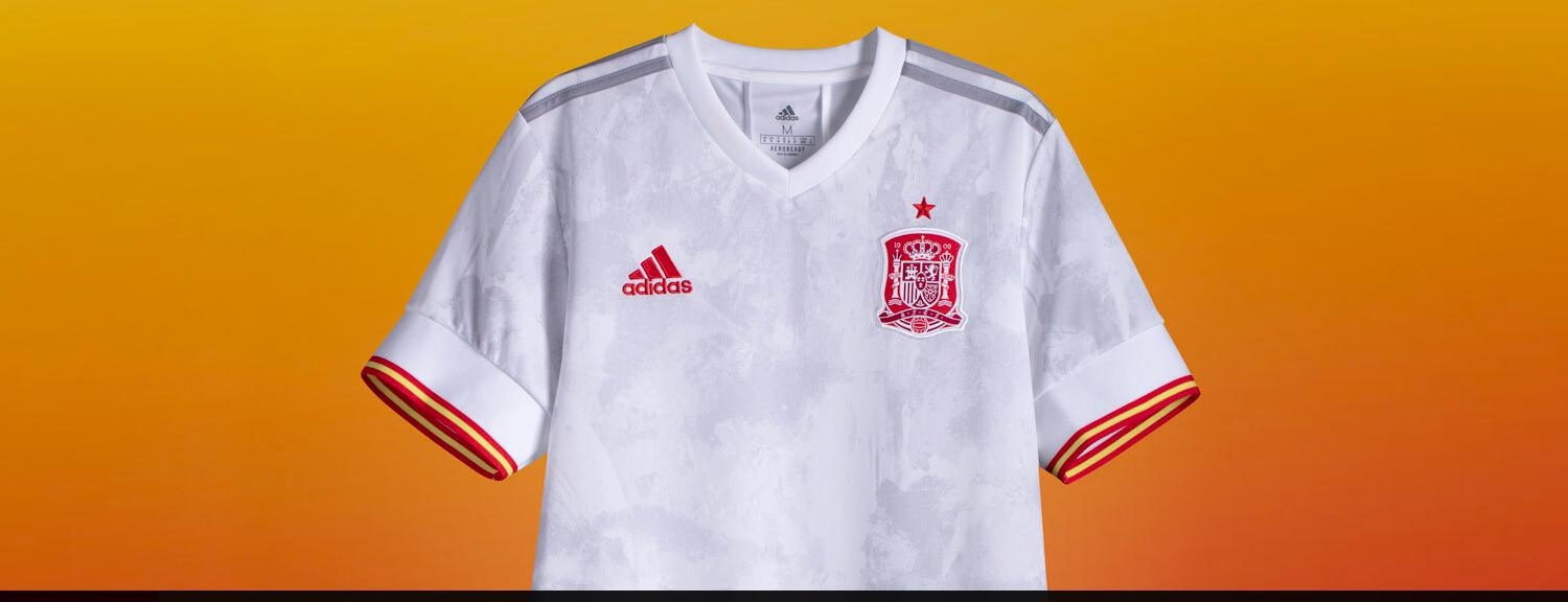 Spain 18/19 Home Jersey