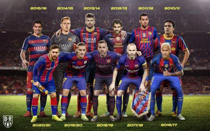 9+ Fc Barcelona Kit 2013/14
