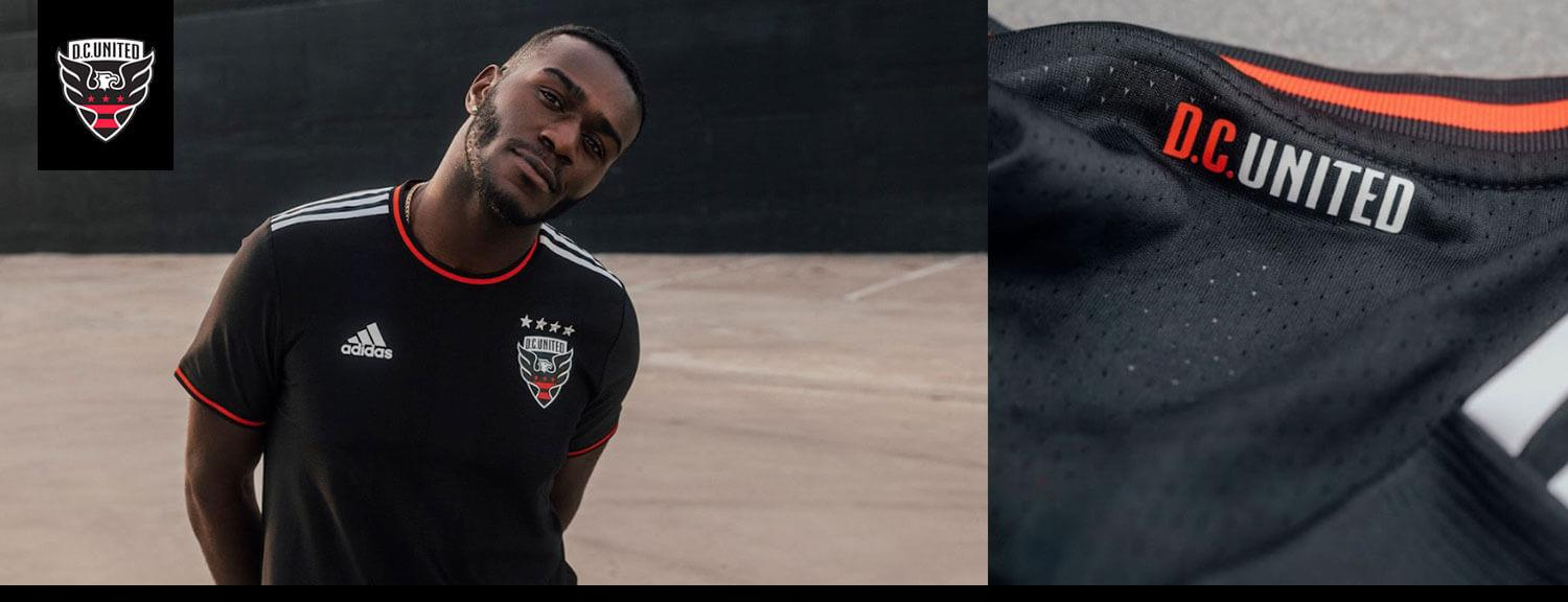 DC United Home Jersey