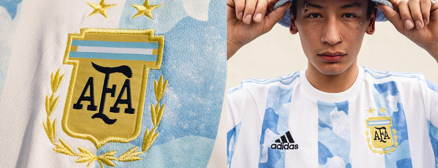 Argentina National Team Home Jersey