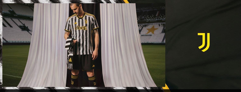 Official Juventus Jersey World Soccer Shop