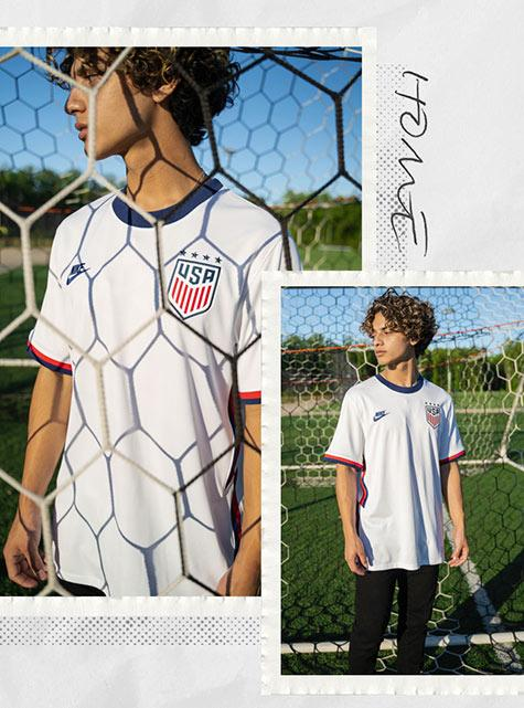 usa home jersey one