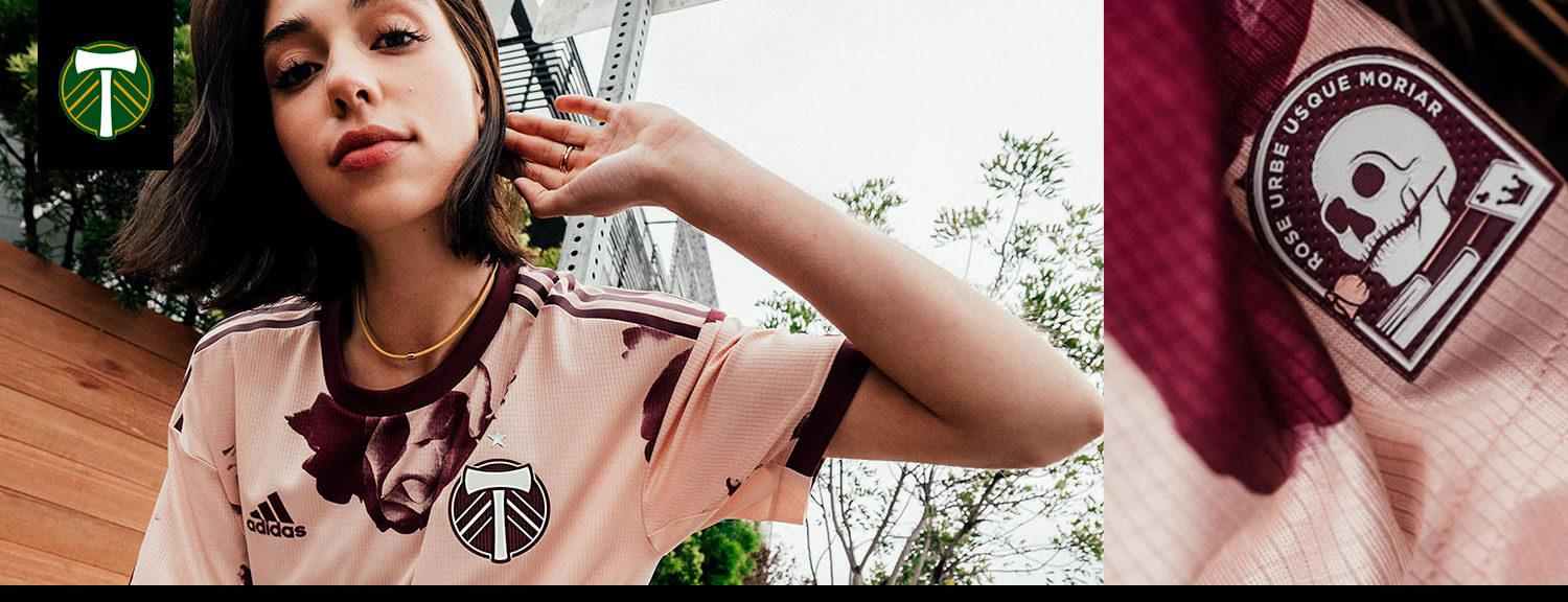 Portland Timbers Home Jersey