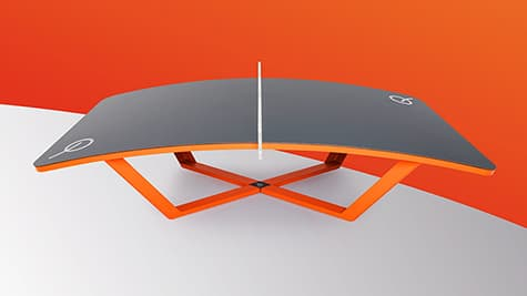 teqball one table side