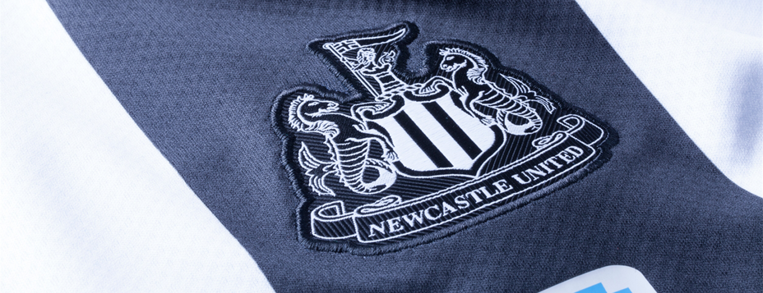 Newcastle United Home Jersey