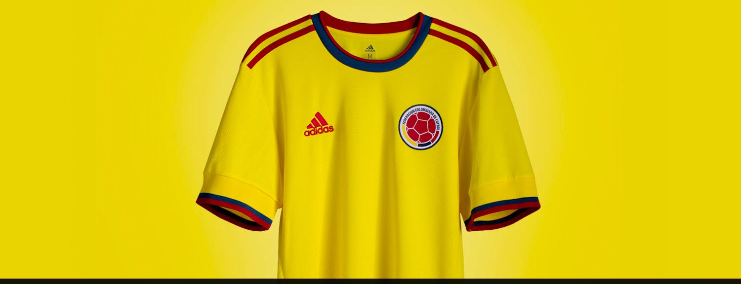 Colombia National Team Jersey
