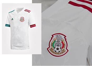 mexico away jersey