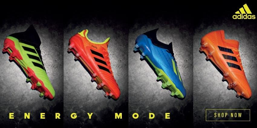 2308c6680d2 Shop adidas Energy Mode Soccer Cleats - X