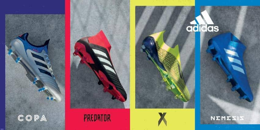 Adidas Team Mode Soccer Cleats