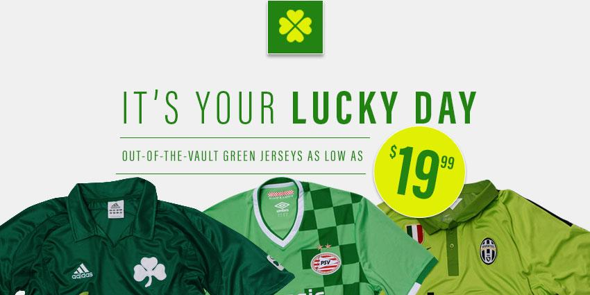 f5407387c World Soccer Shop wants to help you gear up for St. Patrick s Day 2018