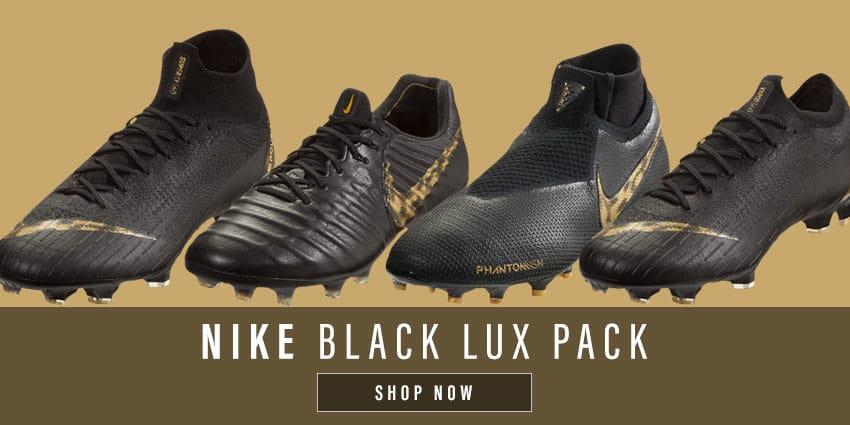 Nike Black Lux Pack