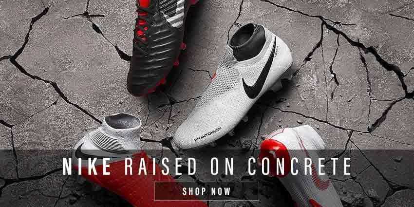 Nike Raised On Concrete Soccer Cleats