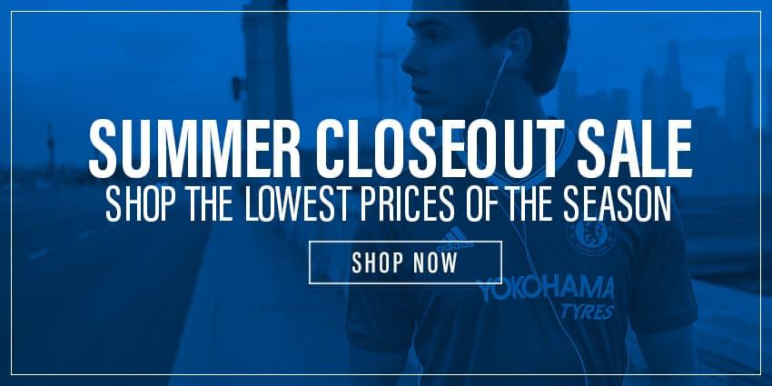 Summer Closeout Sale