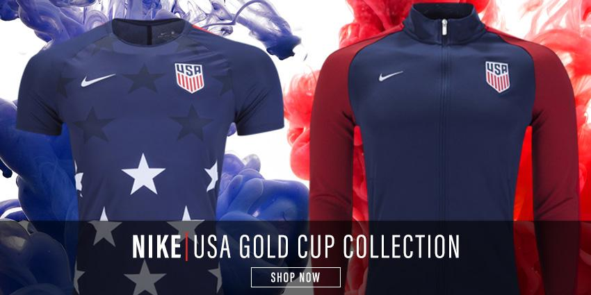 4474a534f USA Gold Cup Collection