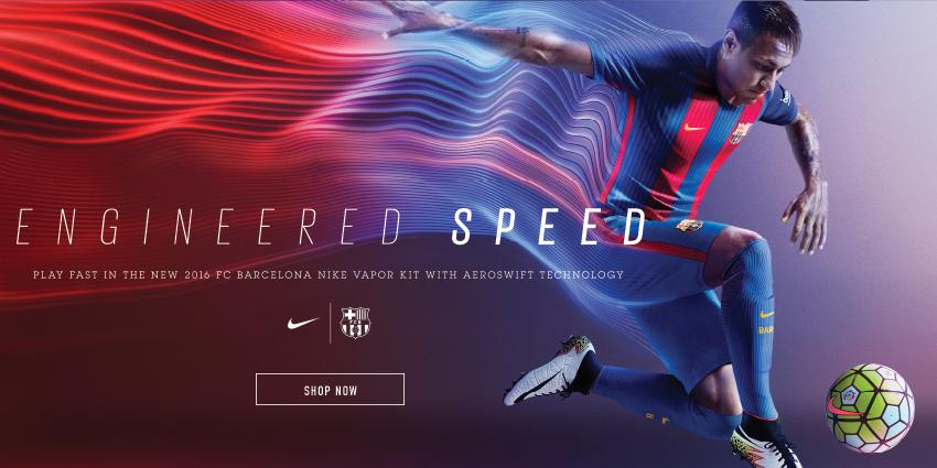 Shop the FC Barcelona 16/17 Collection