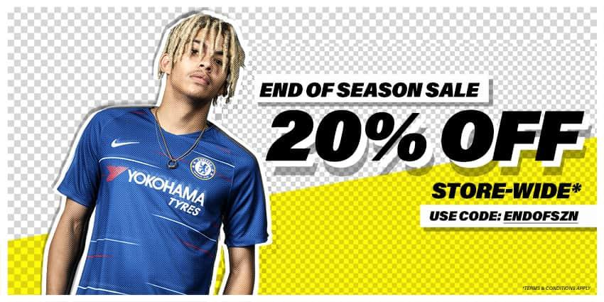 20% Off Store Wide