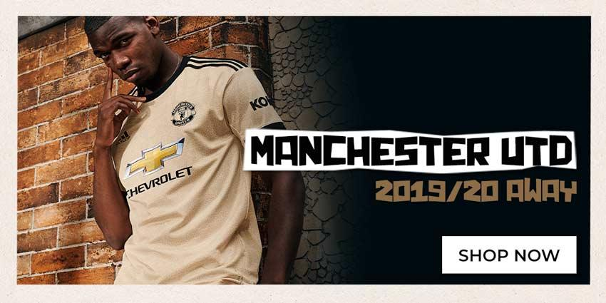 Man United Away Jersey