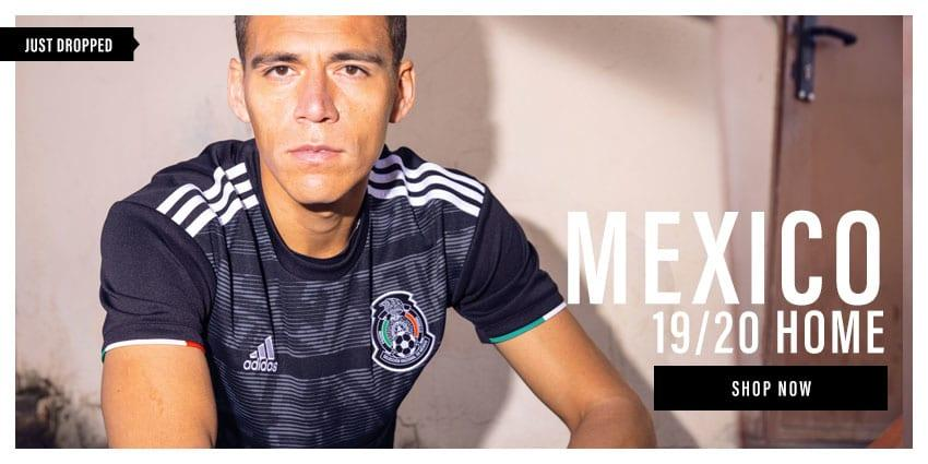 19/20 Mexico Home Jerseys