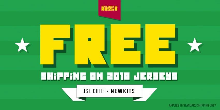 World soccer shop coupons free shipping