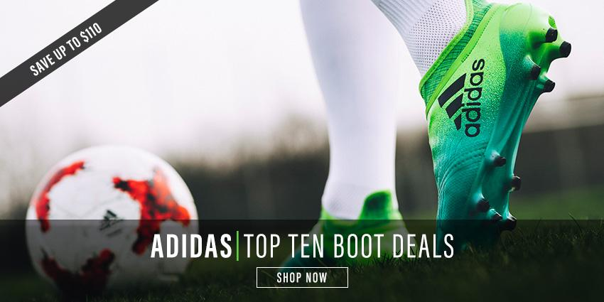 Top 10 adidas Boot Deals