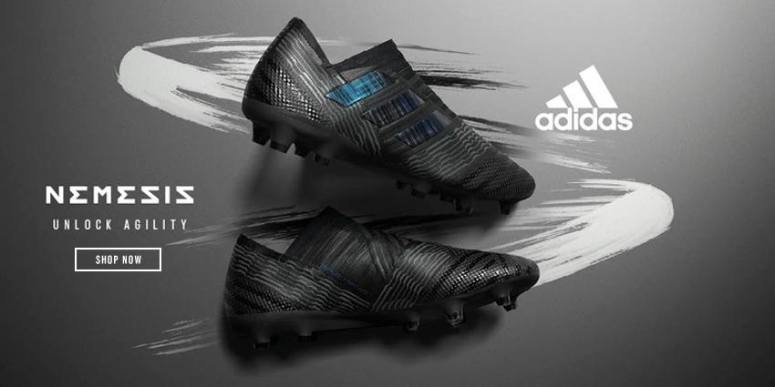 adidas Magnetic Storm Soccer Cleats