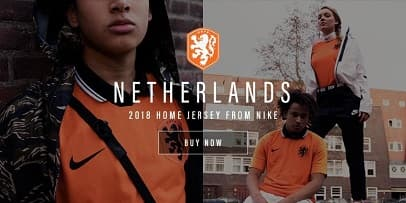 Netherlands Home Jersey
