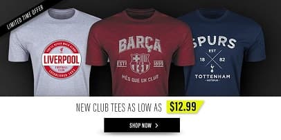 New Club Tee Sale