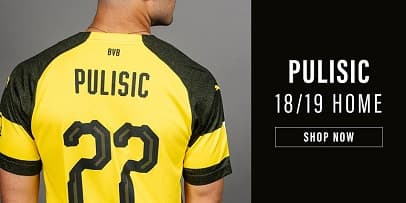 Pulisic jerseys